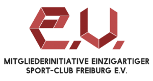 Mitgliederinitiative Einzigartiger Sport-Club Freiburg e.V.